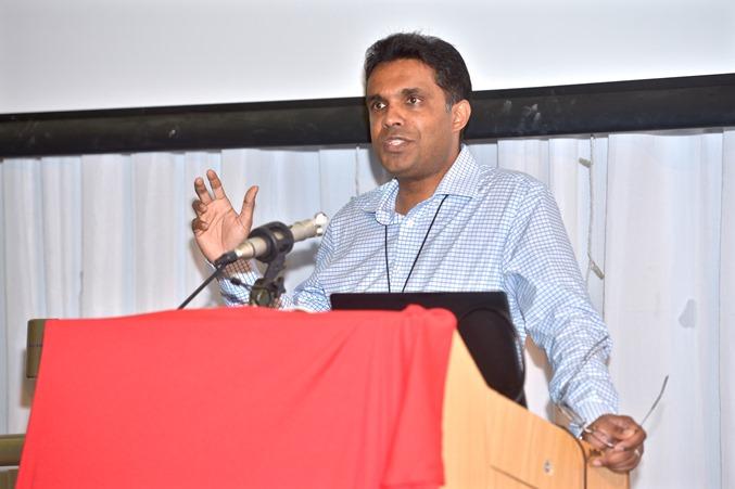 Opening - Prof Ramjugernath welcomed the delegation